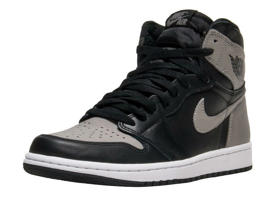 Air Jordan 1 Shadow 2018 Release Info