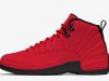 Air Jordan 12 Bulls Gym Red Black 130690-601