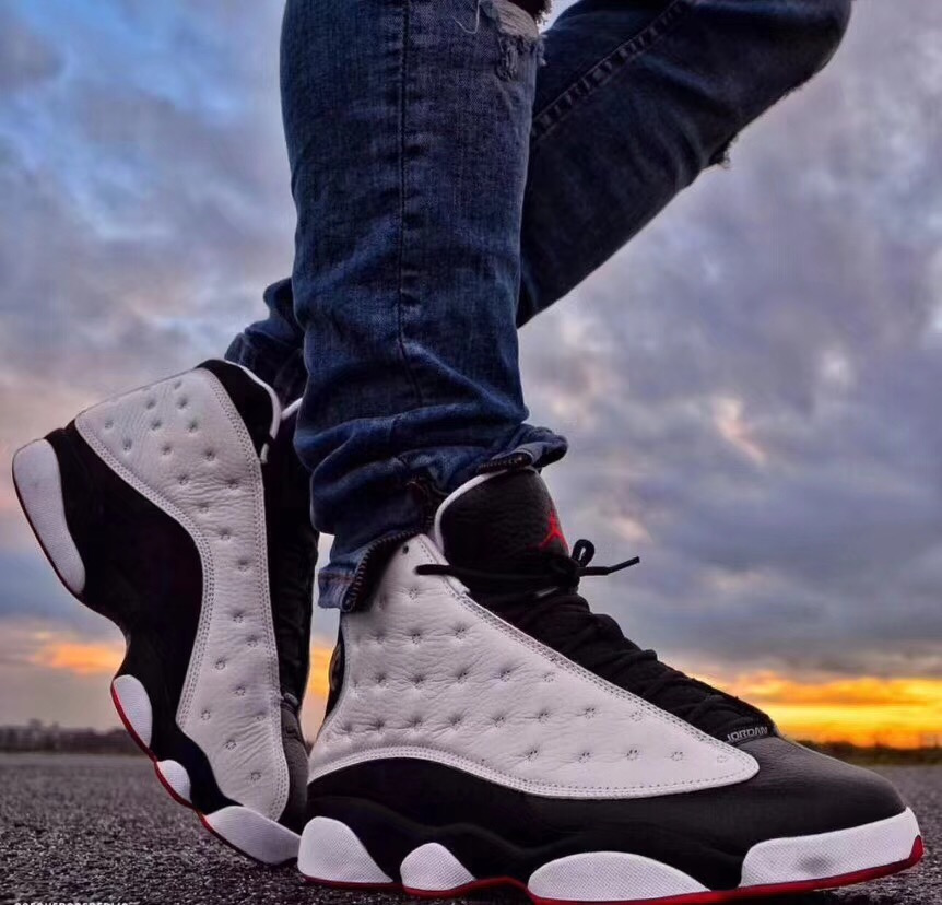 quality design 986e9 2d731 Air Jordan 13 He Got Game 2018 Release Date | SneakerFiles