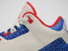 Air Jordan 3 USA Sail Sport Royal Fire Red 136064-140