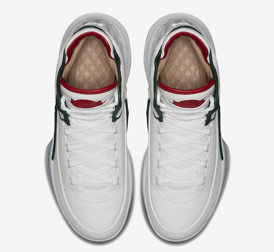 Air Jordan 32 Italy AJ5981-163 Release Date
