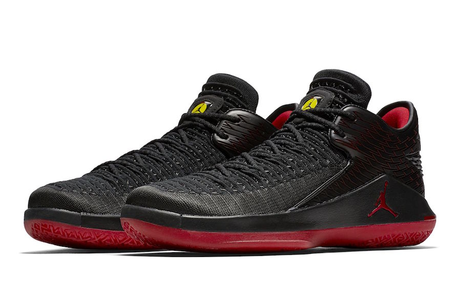 Air Jordan 32 Low Last Shot Release