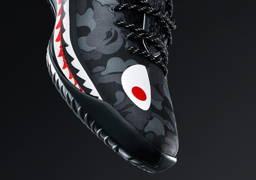 BAPE adidas Dame 4 Release Details All-Star Weekend