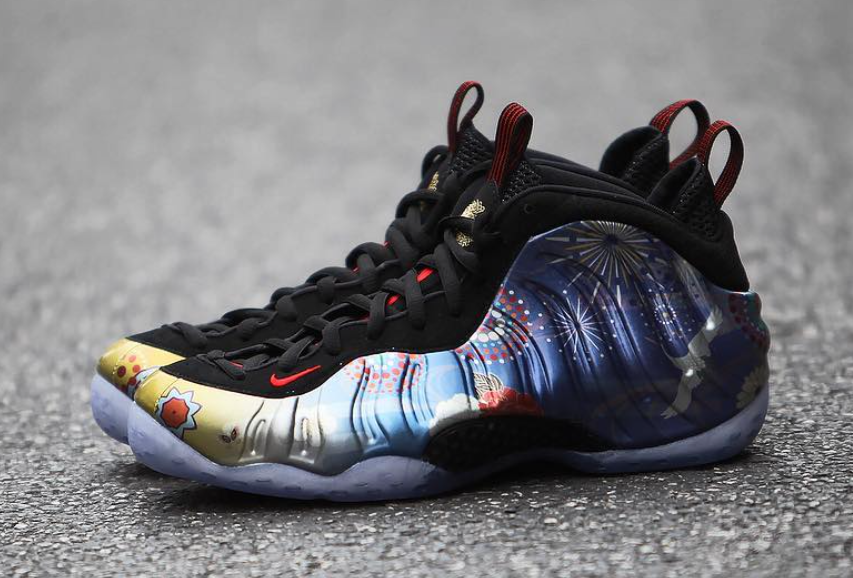 newest 7aca2 43177 CNY Nike Air Foamposite One Chinese New Year
