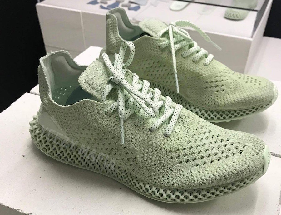 new product 8a173 7708c ... cheap daniel arsham x adidas futurecraft 4d releases in september 5bd6a  67031