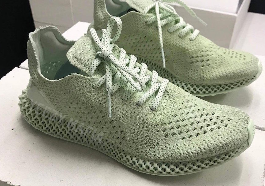 sports shoes 7366d b81e8 Daniel Arsham adidas FutureCraft 4D Arsham Future | SneakerFiles