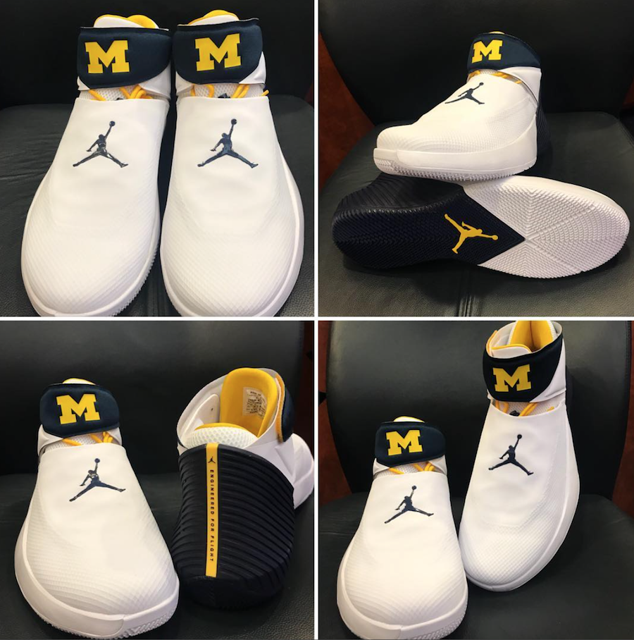 Jordan Why Not Zer0.1 Michigan PE