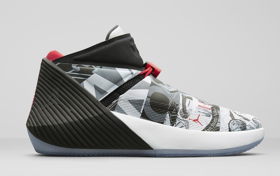 Jordan Why Not Zer0.1 Mirror Image