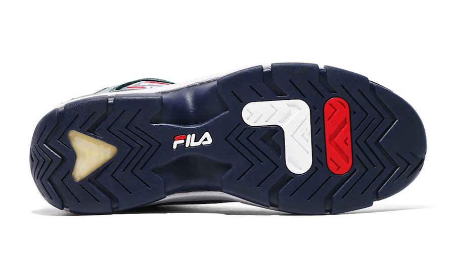 super popular 2f137 db631 Kinetics Fila 96 GL Patent Leather Pack