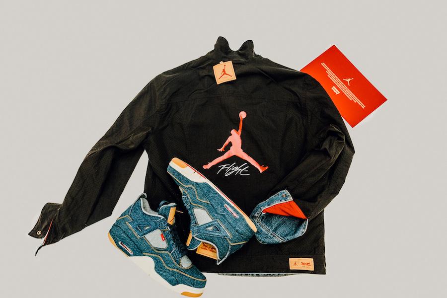 promo code 63367 51811 Where to Buy Levi's x Air Jordan 4 Denim | SneakerFiles