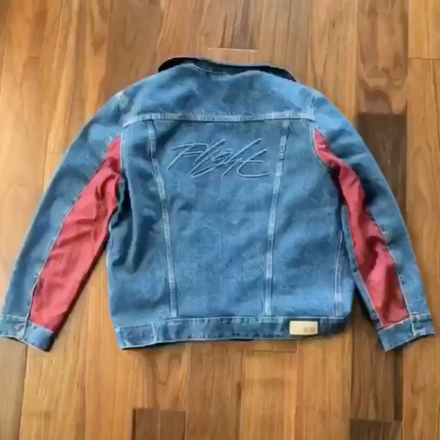 Levis Jordan 4 Denim Jacket