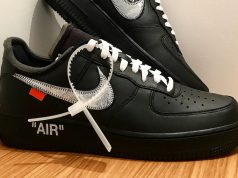 MoMa Virgil Nike Air Force 1 07 AV5210-001 Release Date