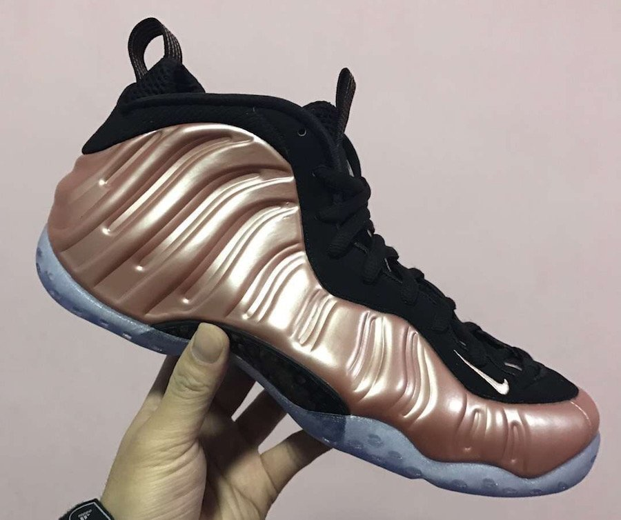 e5bacb803f81 Nike Air Foamposite One Elemental Rose 314996-602 Release Date ...