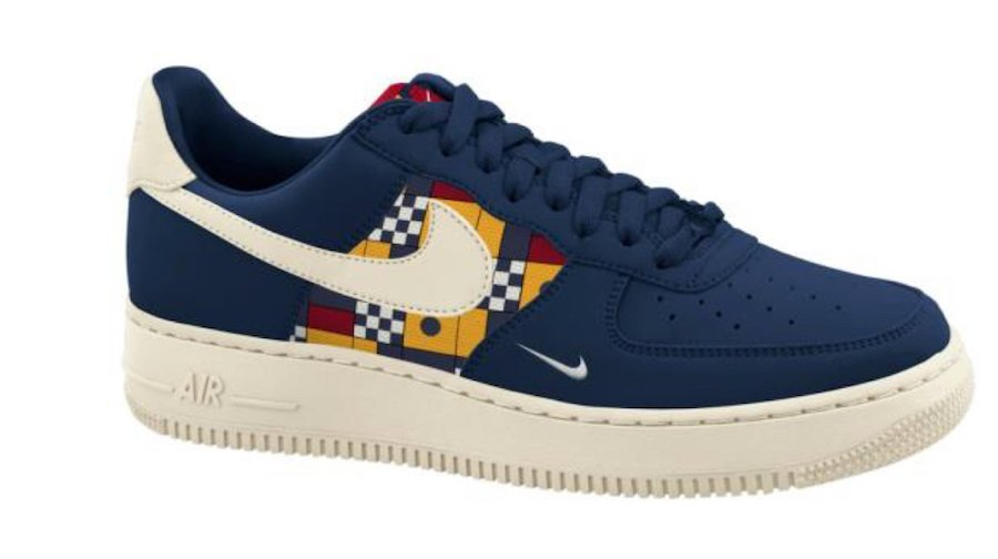 Nike Air Force 1 07 LV8 Nautical AR5394-400