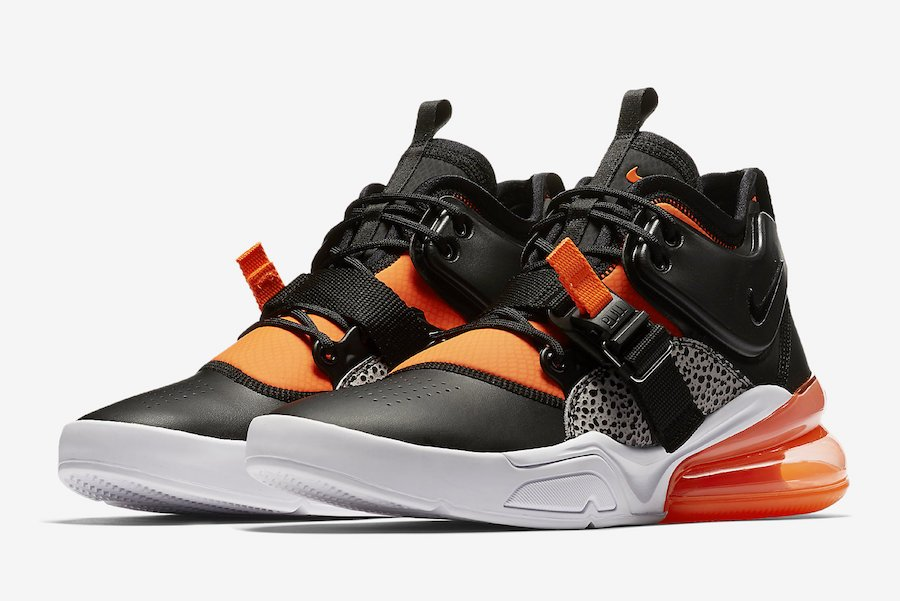 d8c2a31d662 Nike Air Force 270 Safari Release Date