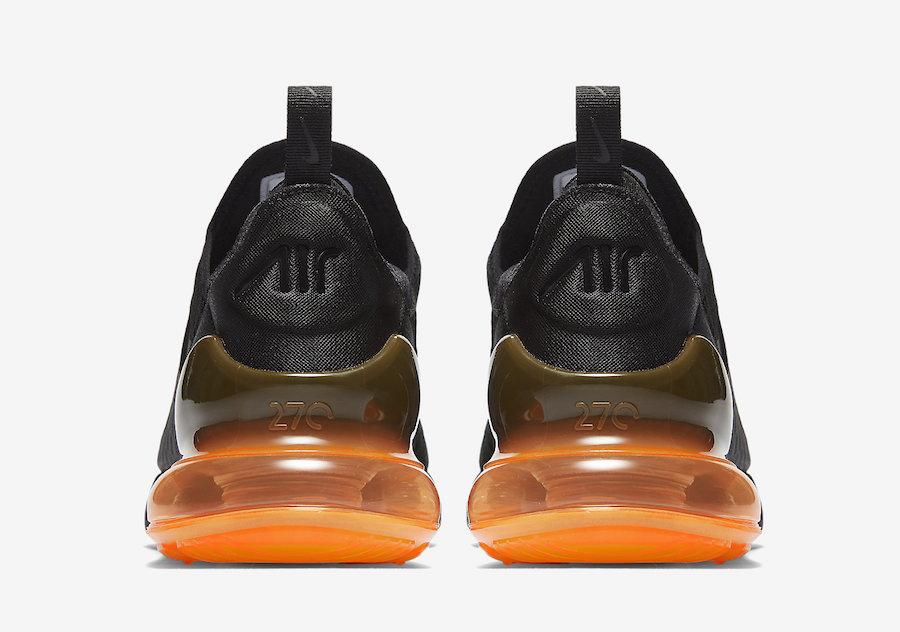 Nike Air Max 270 Tonal Orange AH8050-008