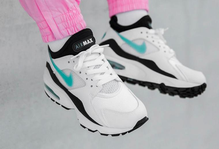 Nike Air Max 93 OG Dusty Cactus 306551-107 | SneakerFiles