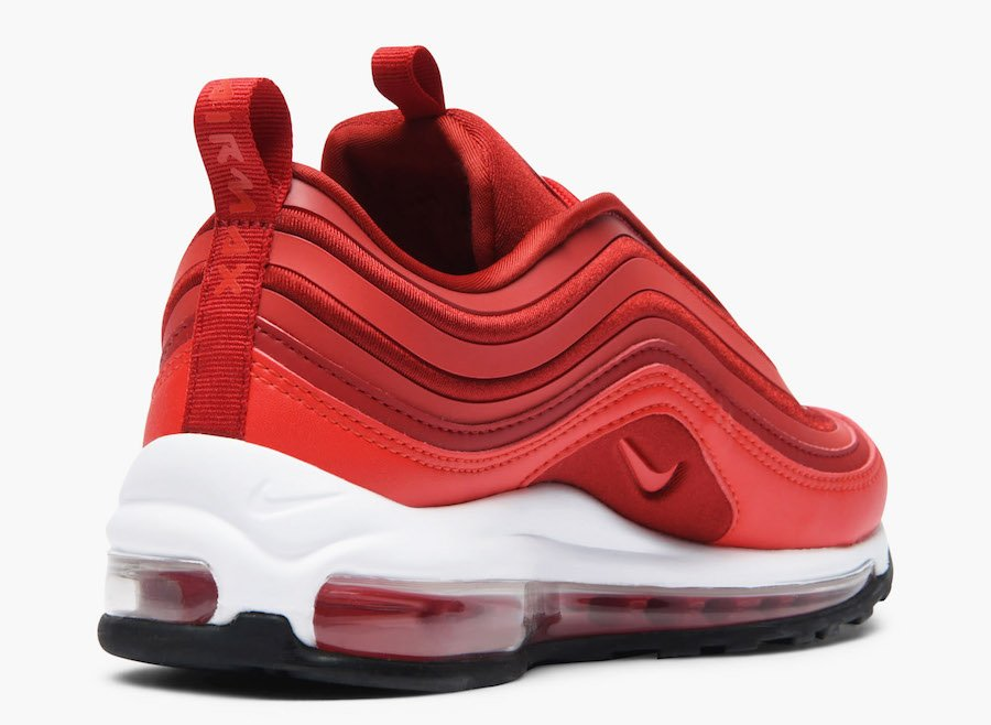 Nike Air Max 97 Ultra Gym Red 917704 601 SneakerFiles