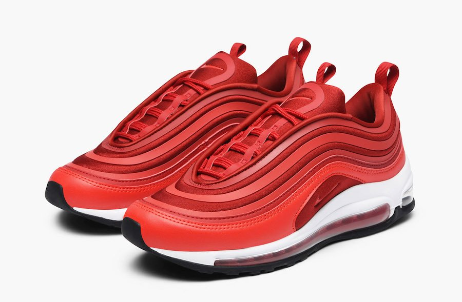 nike womens air max 97 ultra gym red air