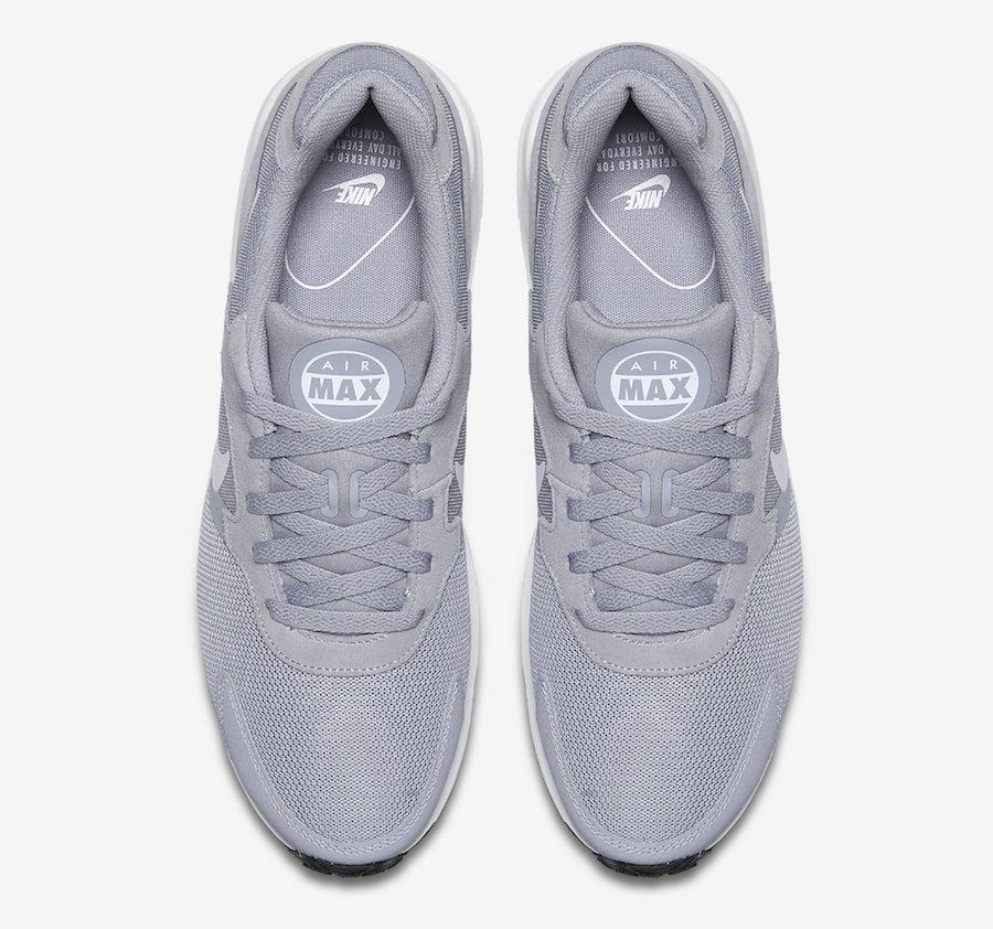Nike Air Max Guile Grey White 916768-001