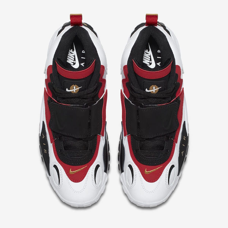 bab4d44afd Nike Air Max Speed Turf 49ers 2018 525225-101 | SneakerFiles