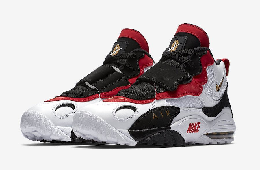 efcd32e5c1 Nike Air Max Speed Turf 49ers 2018 525225-101 | SneakerFiles