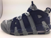 Nike Air More Uptempo Hoyas Cool Grey White Midnight Navy 921948-003