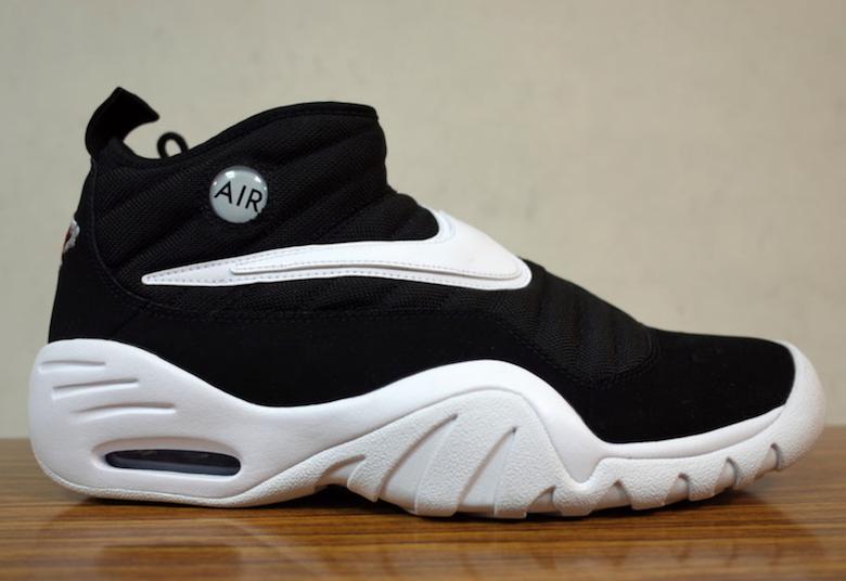 Nike Air Shake NDestrukt Black White Release Date