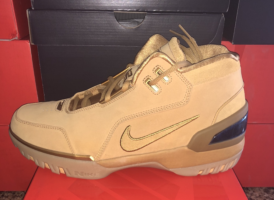 Nike Air Zoom Generation Wheat AQ0110-700 2018