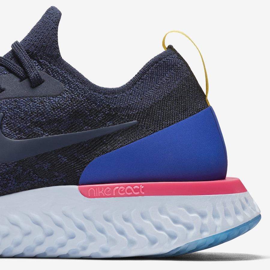 Nike Epic React Flyknit AQ0067-400