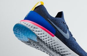 Nike Epic React Flyknit Colorways Releases