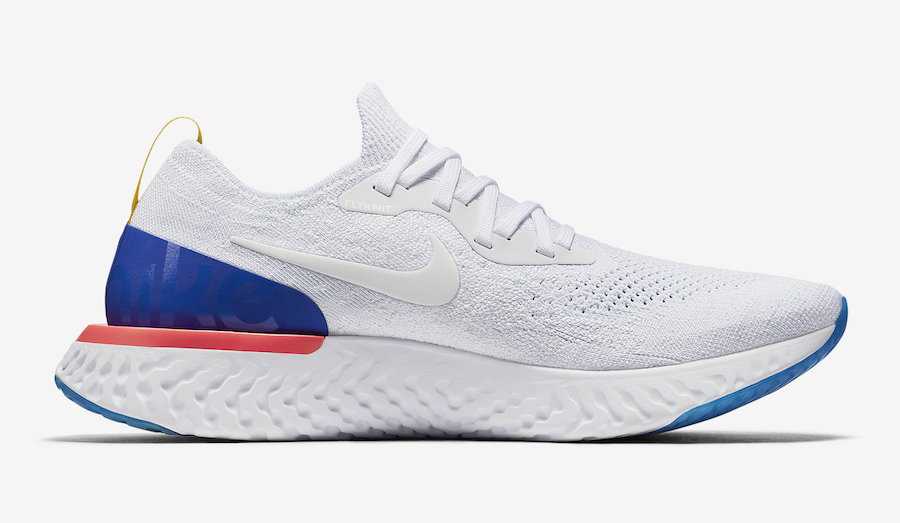 Nike Epic React Flyknit White AQ0067-101