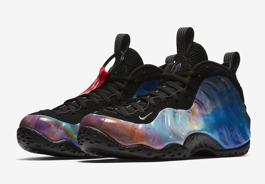 Nike Foamposite One Big Bang All-Star AR3771-800 Release Date