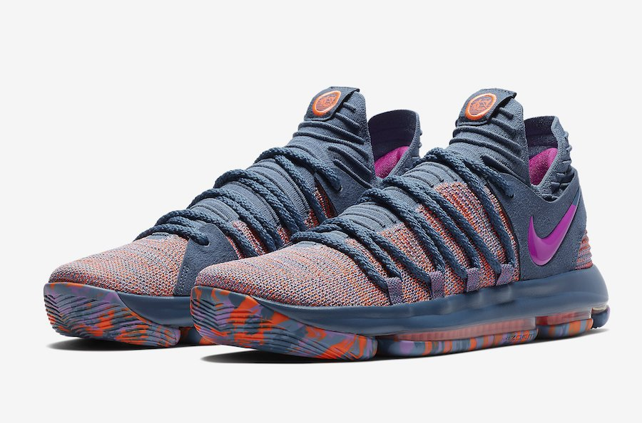 Nike KD 10 All-Star 897817-400 Release Date
