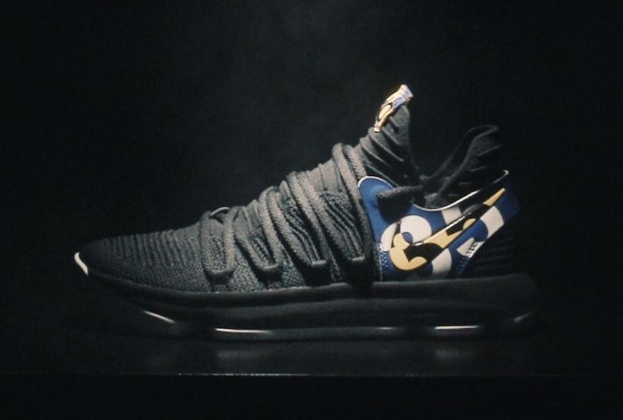 Nike KD 10 Blinders Release Date