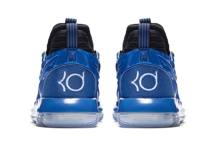 Nike KD 10 Royal Foamposite AJ7220-500