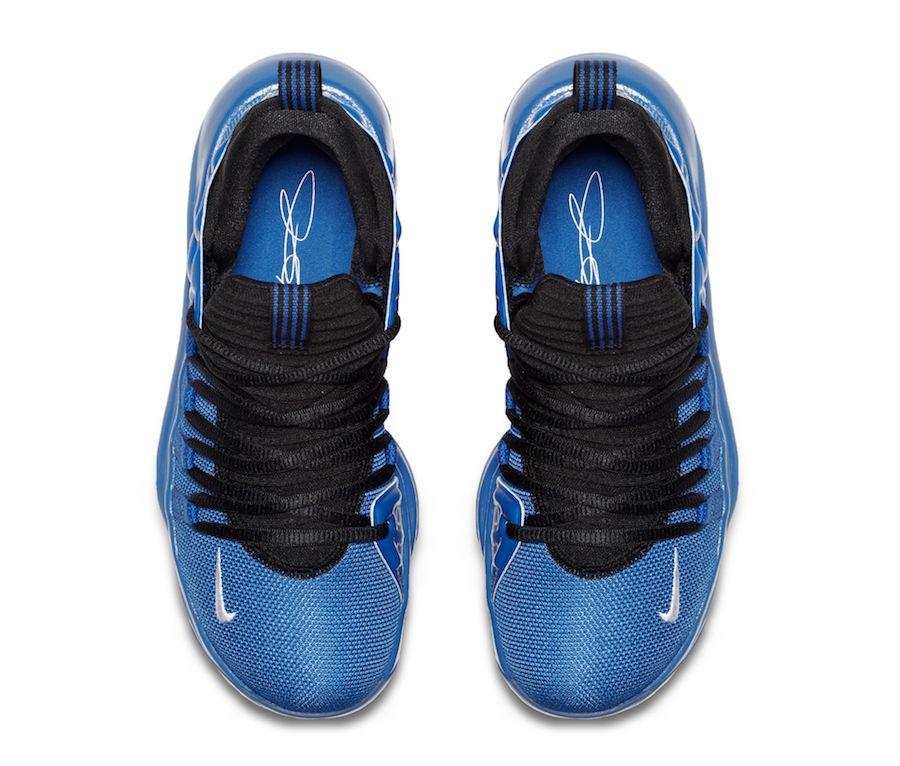 new styles 54b97 7ef9c Nike KD 10 Royal Foamposite AJ7220-500