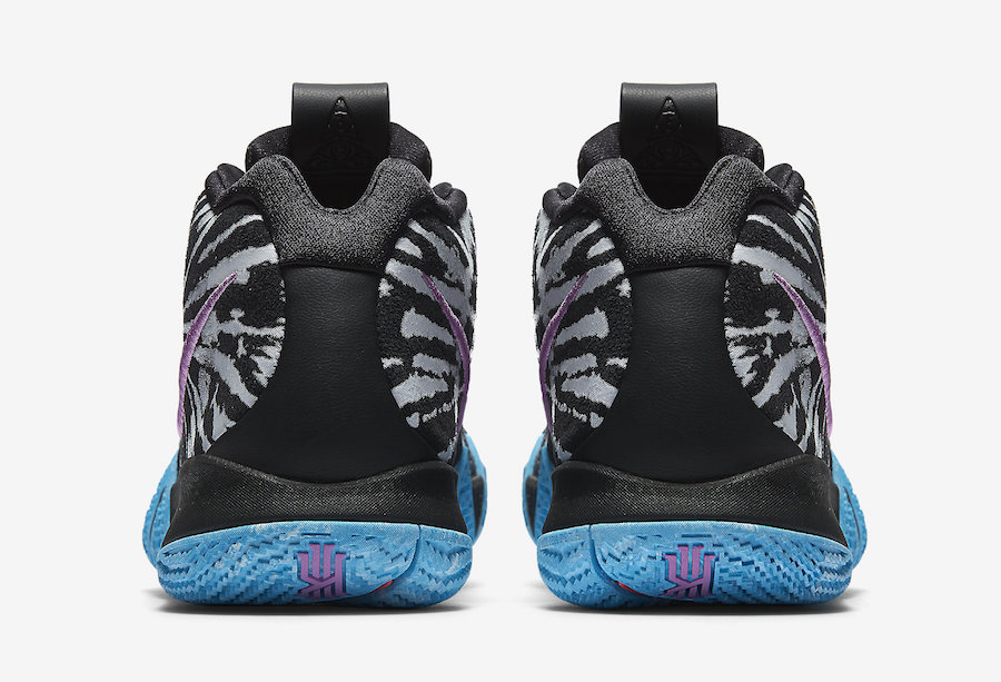Nike Kyrie 4 All-Star AQ8623-001 Release Date