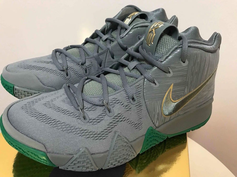Nike Kyrie 4 City Guardians 943806-001