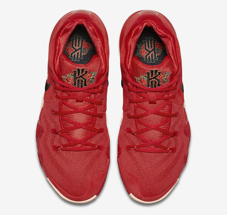 Nike Kyrie 4 CNY Chinese New Year 943807-600