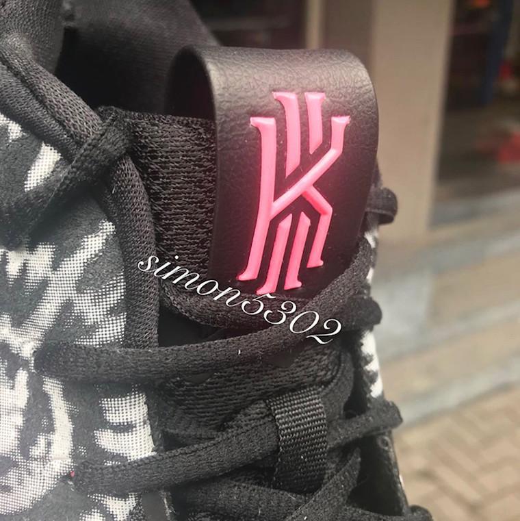 Nike Kyrie 4 Tie Dye Venice Beach AQ8623-001