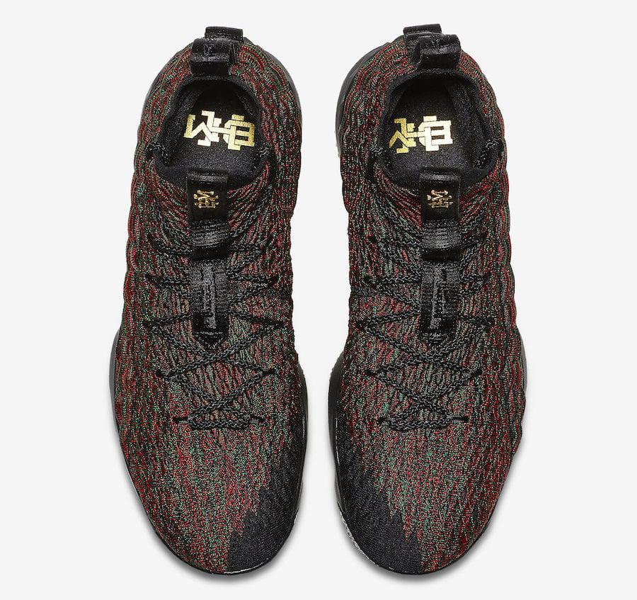 a46eadf7513 Nike LeBron 15 BHM Black History Month AA3857-900
