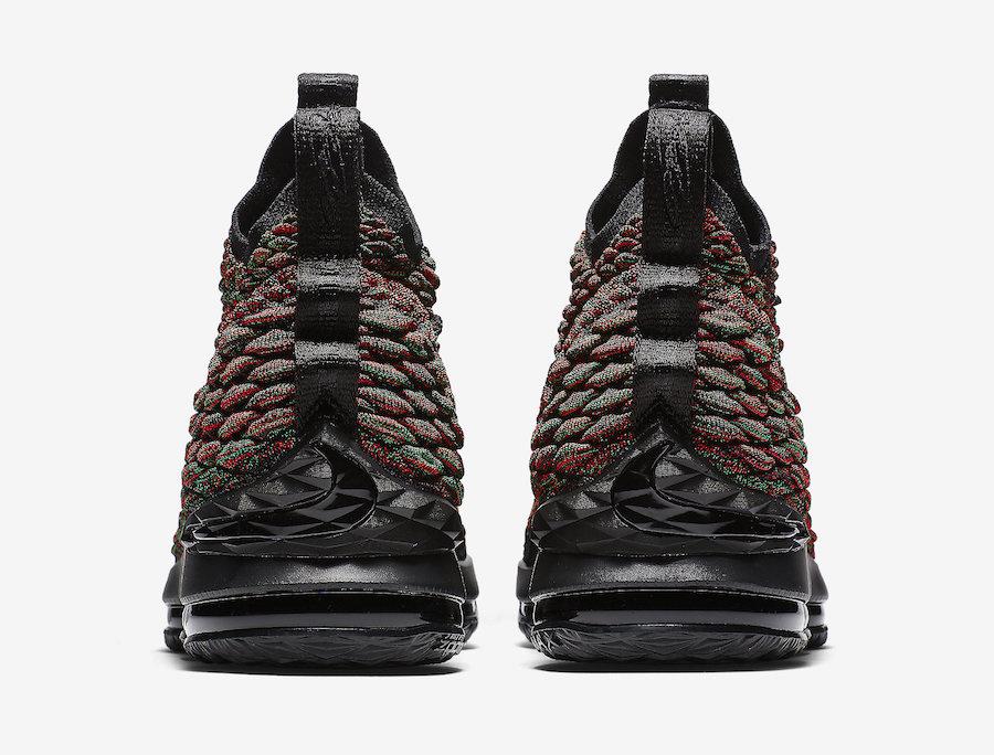 Nike LeBron 15 BHM Black History Month AA3857-900