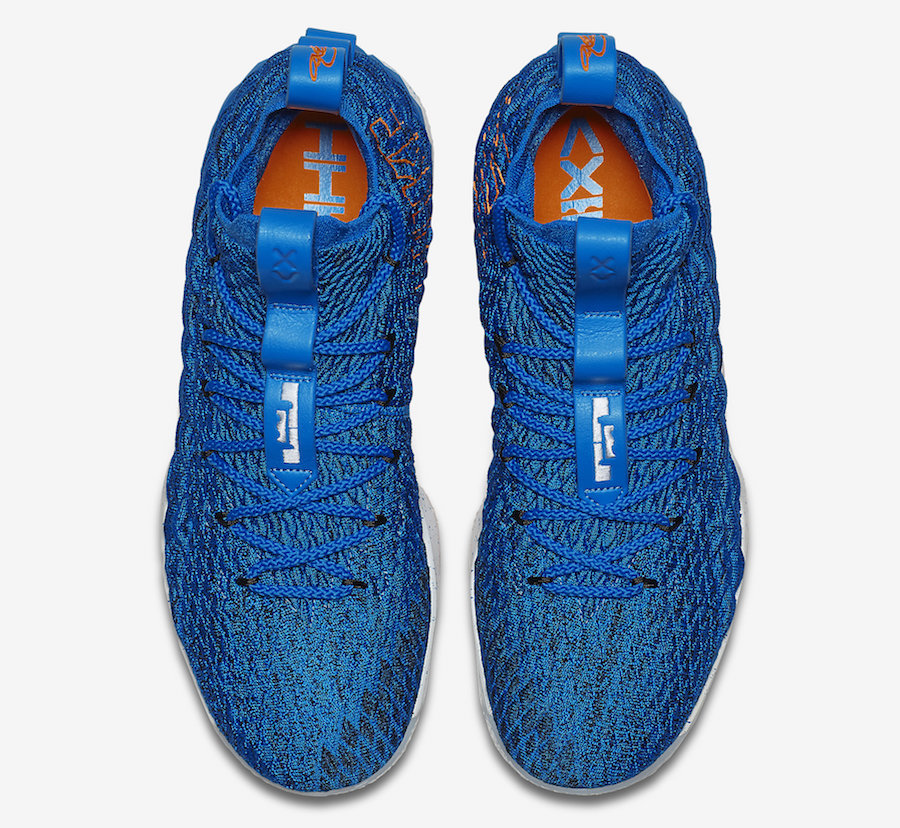 Nike LeBron 15 HWC Hardwood Classics AO1754-400