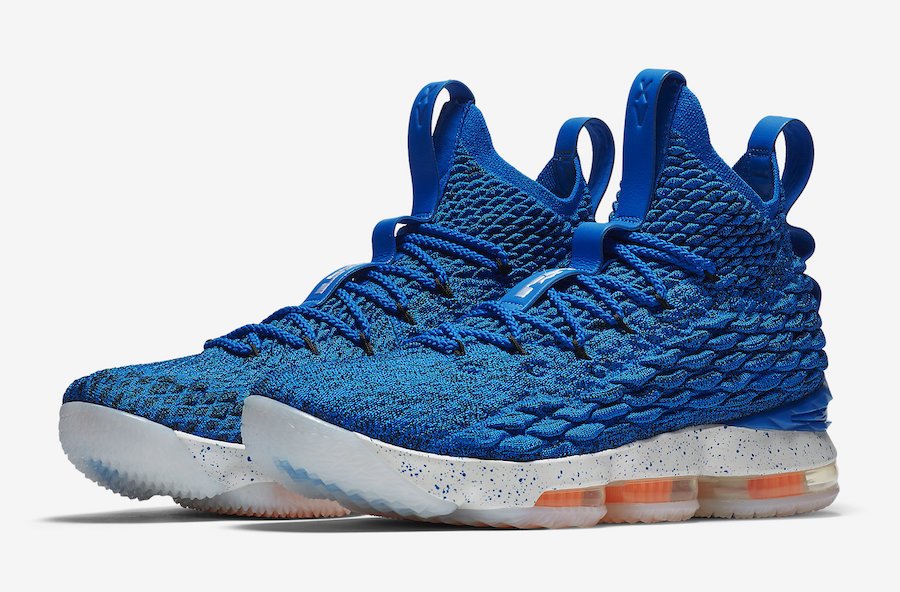 new concept b29c3 01dc1 Nike LeBron 15 HWC Hardwood Classics Release Date | SneakerFiles
