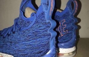 Nike LeBron 15 HWC Hardwood Classics Release Date