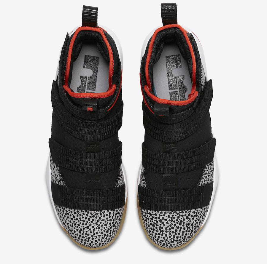 Nike LeBron Soldier 11 SFG Safari 897646-006