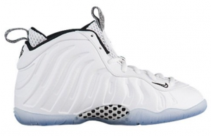 Nike Little Posite One White Ice