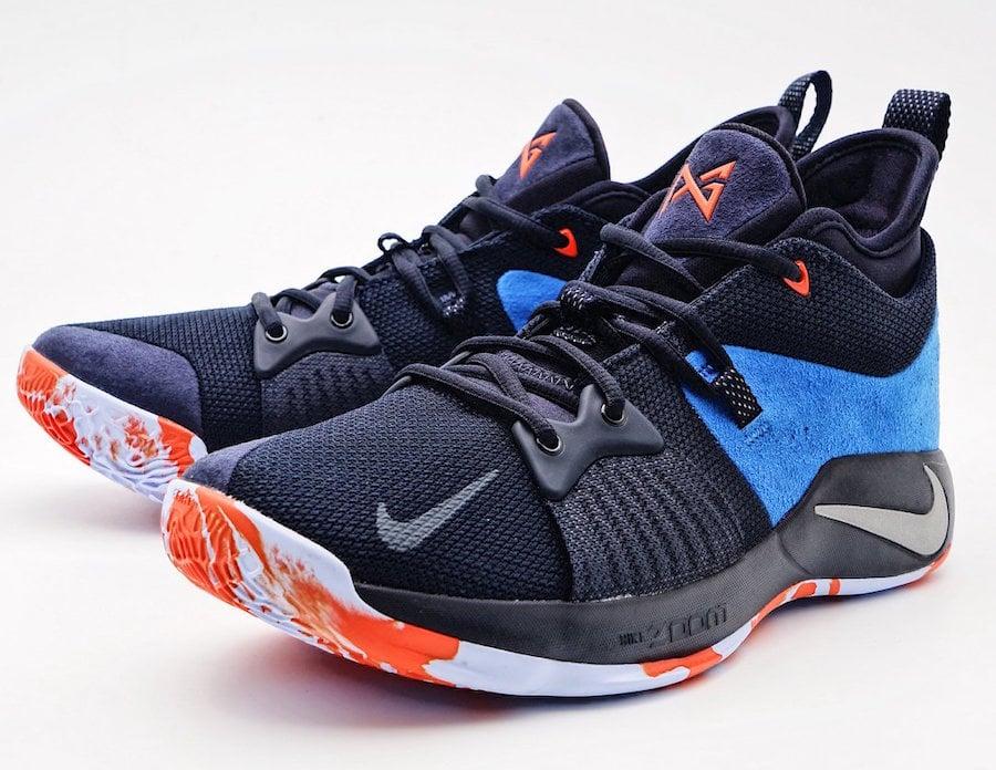 Nike Pg 2 Okc Home Release Date Price Info Sneakerfiles