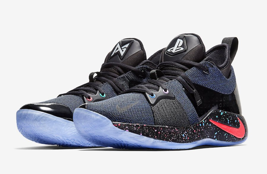 Nike PG 2 Playstation AT7815-002 Release Date